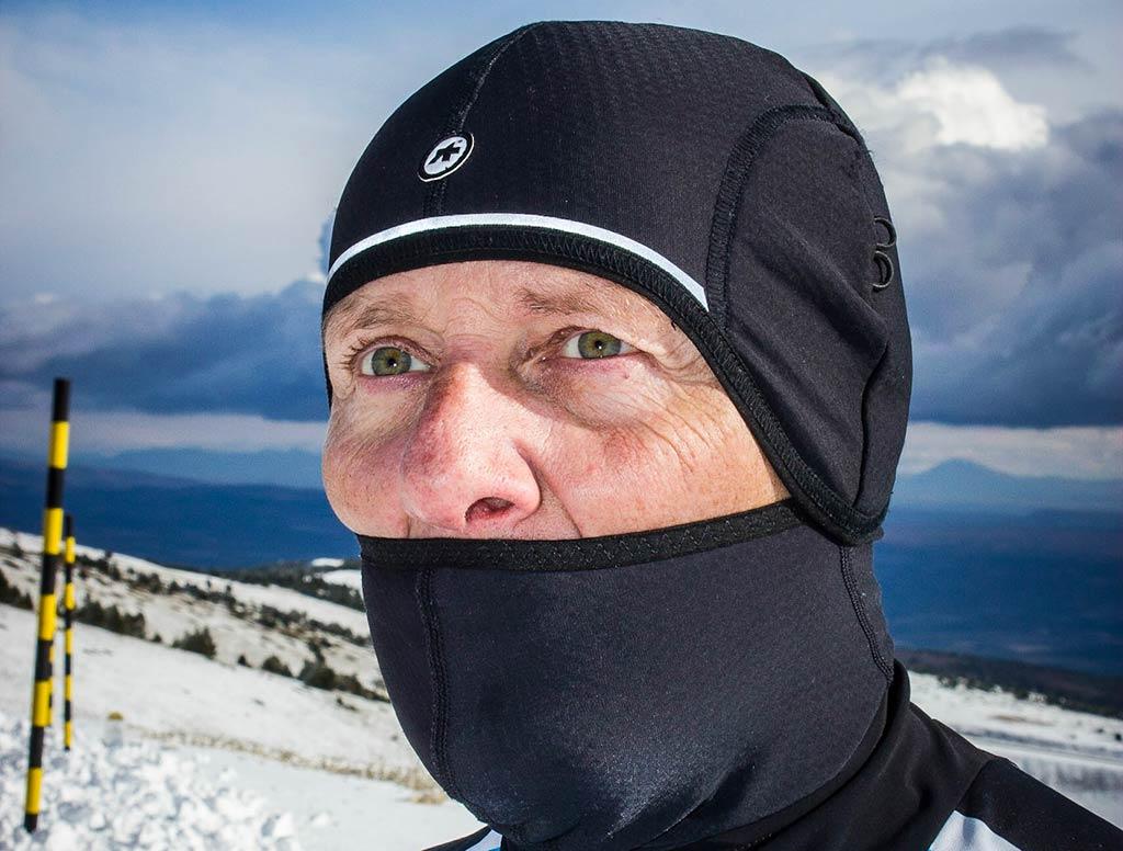 L'équipement hivernal du cycliste