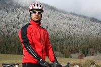Equipement du cycliste en hiver