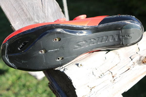 Chaussures de vélo Specialized S-Works 6