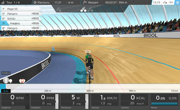 Home trainer Bkool Smart Pro