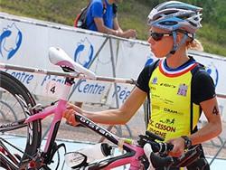 Les femmes et le triathlon