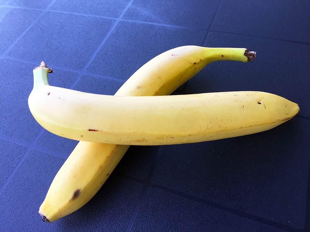 Fruits à volonté pour le cycliste