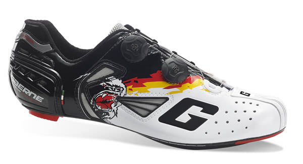 chaussures cyclistes