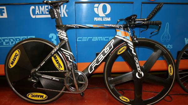 Team Garmin Transitions - Vélo de chrono