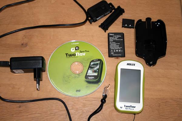 GPS TwoNav Sportiva +