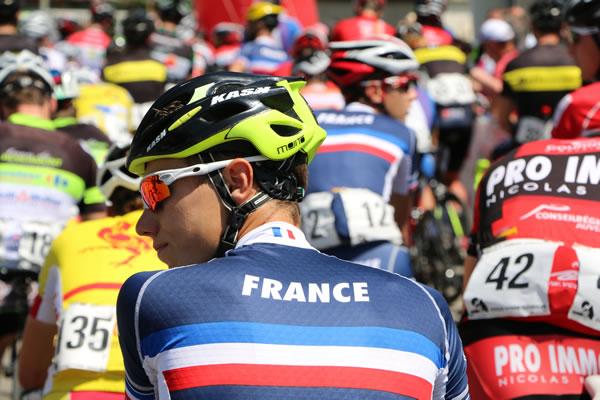 Les jeunes cyclistes et la diététique
