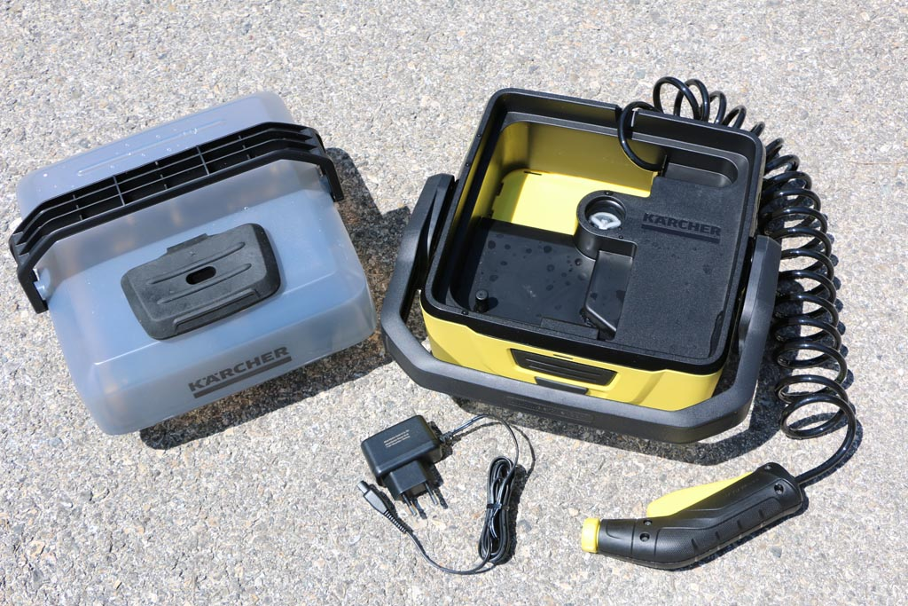 Karcher OC3 mobile