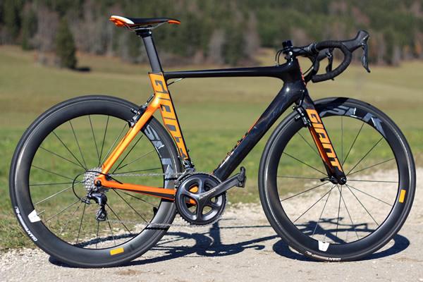 Le vélo du sprinteur