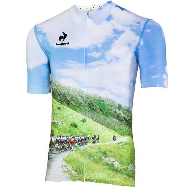Le coq Sportif : Maillots cyclisme performance