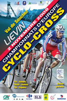 Championnats d'Europe de cyclo-cross