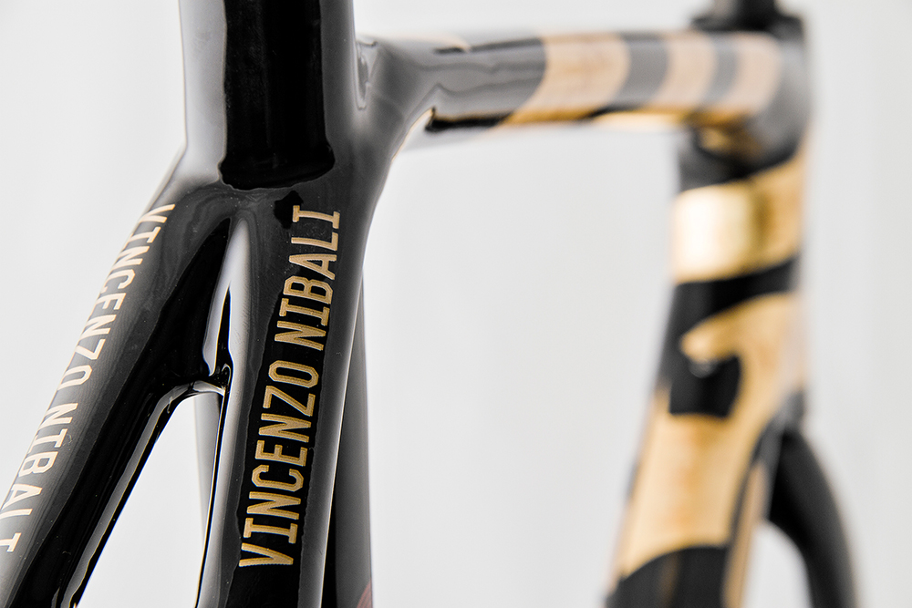 Merida Scultura Nibali Giro 2017