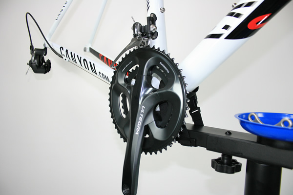 Montage pédalier vélo Shimano Ultegra FC 6750 Press Fit