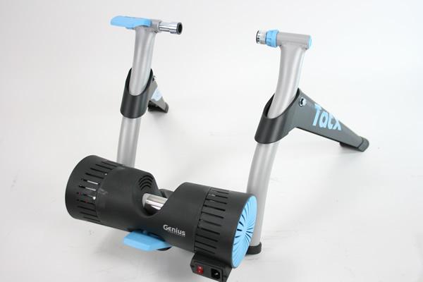Montage Home Trainer Tacx Genius