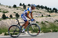 Sylvain Calzati en montagne, source cycling-photo.net