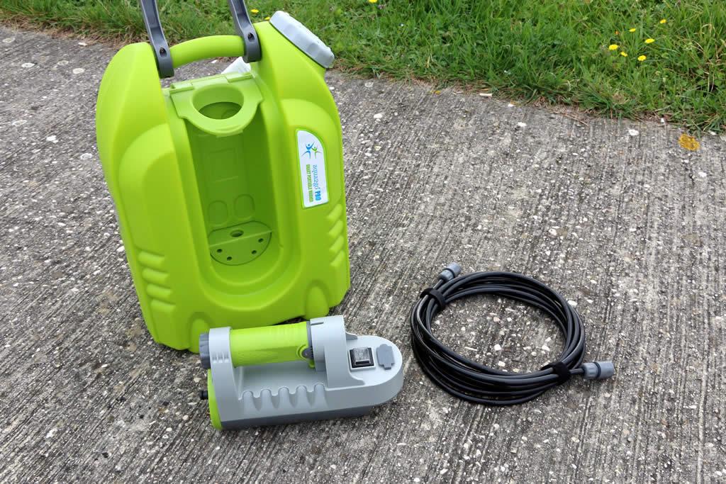 Nettoyeur haute pression Aqua2go Pro Lithium