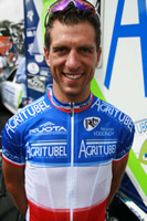 Nicolas Vogondy Champion de France sur route 2002 et 2008