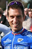 Nicolas Vogondy Champion de France sur route 2002 et 2008