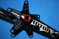 Pédalier Rotor 3D