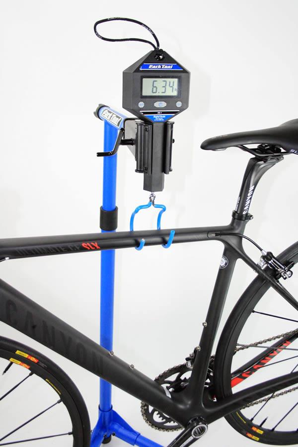 Comment peser son vélo