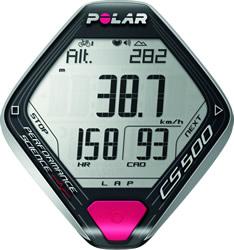 Compteur Polar CS 500