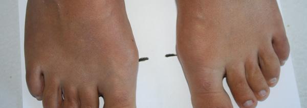 Prendre les côtes pour le montage des cales-pieds - Chaussures de vélo