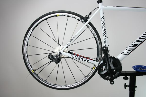 Réglage dérailleur arrière de vélo