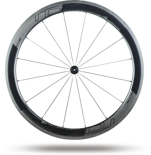 Roues carbone Roval CLX 50