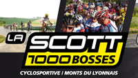 Course cyclosportive Scott 1000 bosses