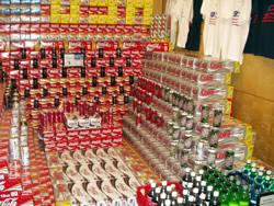 Sodas : catastrophe pour le sportif !