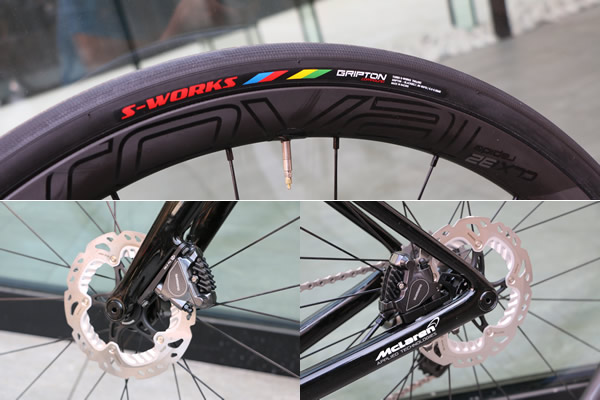 Specialized Roubaix 2017