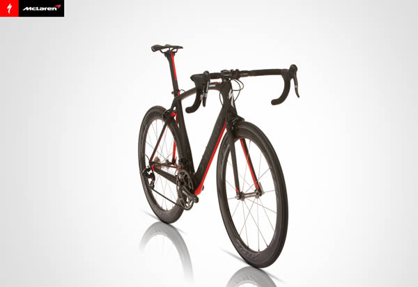 Specialized S-Works + McLaren Venge