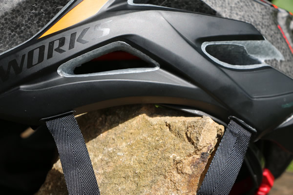 Casque de vélo Specialized S-Works Prevail 2