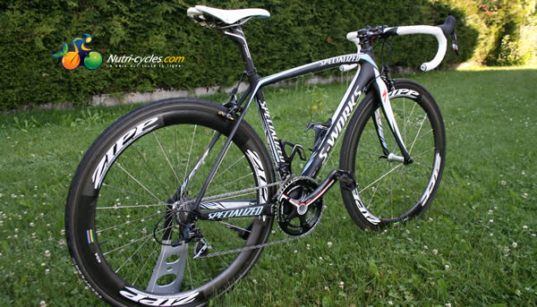 Specialized S-Works Tarmac SL3 OSBB Saxo Bank