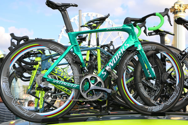 Specialized Venge Peter Sagan