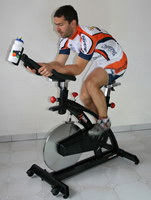 Vélo spinning ou indoor cycling DKN Pro Eclipse