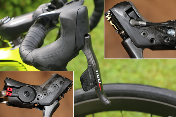 SRAM Red eTAP HRD