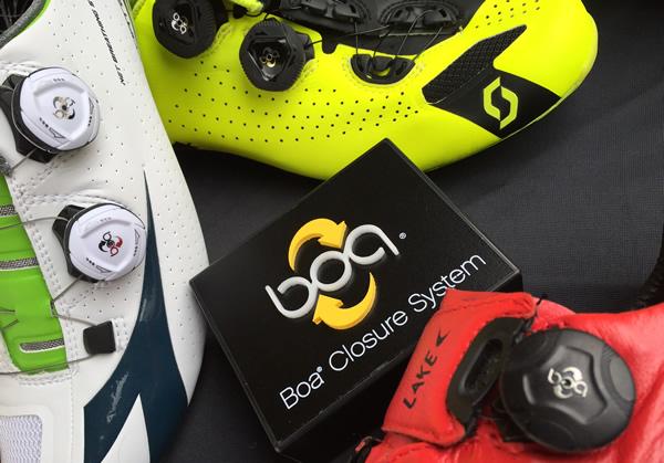2019 real parcourir les dernières collections Site officiel Chaussure de vélo : Zoom sur le système de serrage BOA