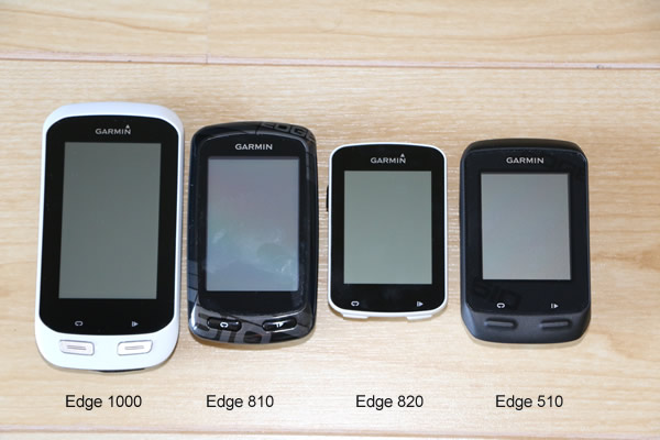 Test Garmin Edge 820