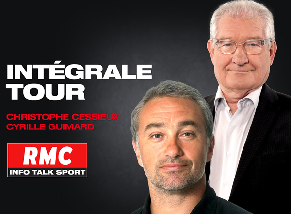 Tour 2016 en direct sur RMC