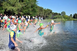 Triathlon Bordeaux 2012
