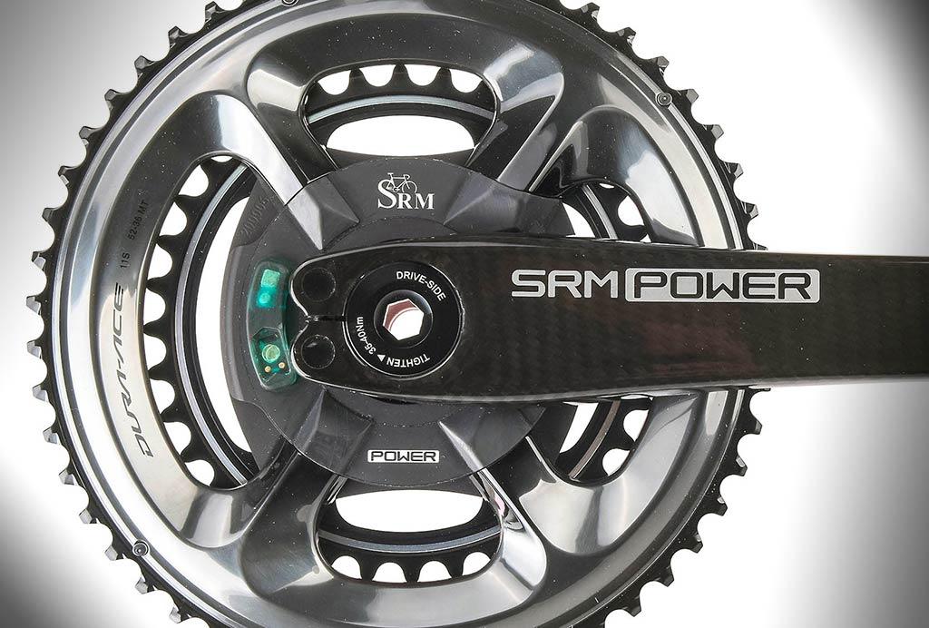 Types de capteurs de puissance pour le vélo