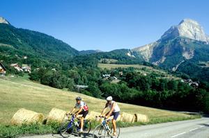 Vélo en Isère