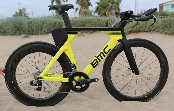 Vélos triathlon 2017 - BMC TimeMachine 01