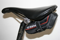 Sacoches de selle Zefal Light S et XS