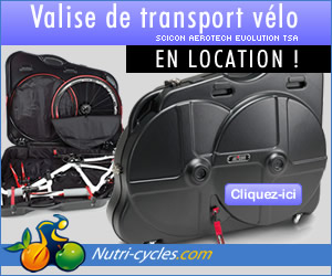 Location valise de transport vélo Scicon AeroTech Evolution TSA