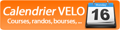 Calendrier vélo et cyclosport