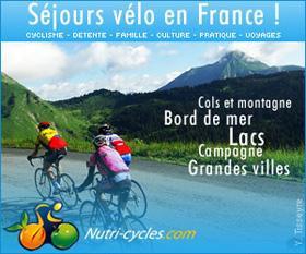 Séjours vélo en France